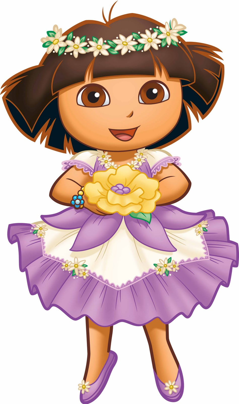 Dora_in_Enchanted_Forest_dress